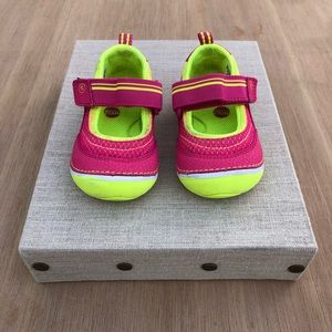 Stride Rite Infant Mary Jane Girls Shoes 4.5